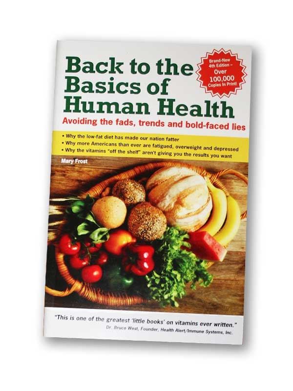 Back to the Basics of Human Health: Avoiding the Fads, Trends and ...