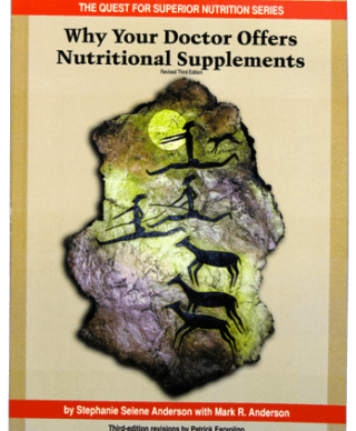 Why Your Doctor Offers Nutritional Supplements (Print Edition)