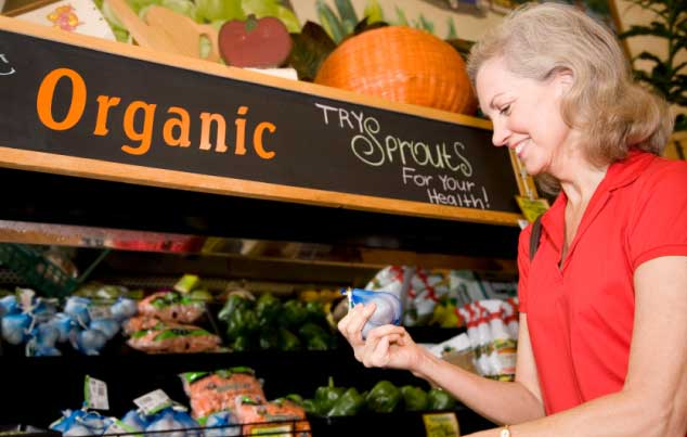 organic foods are they really better