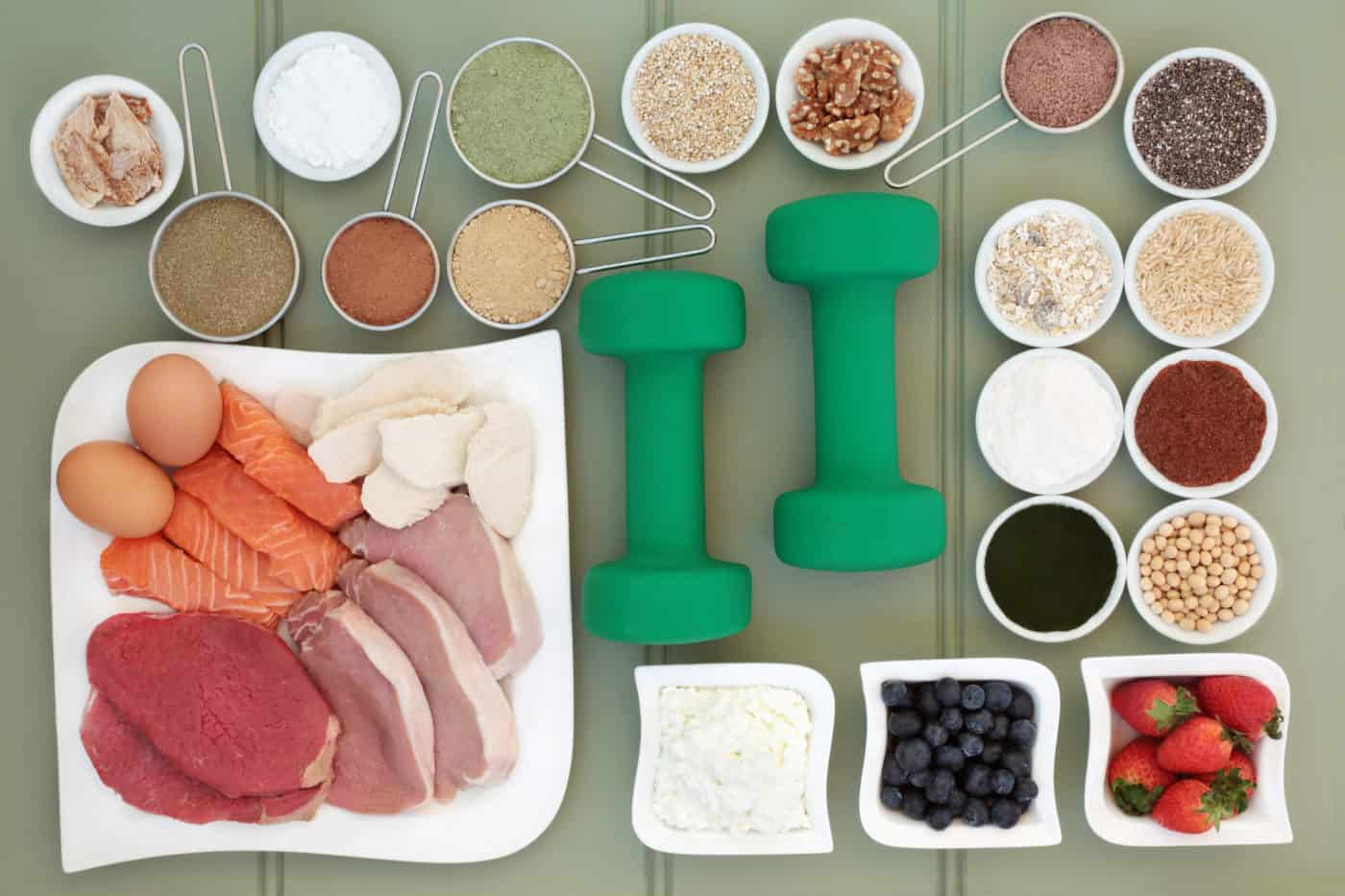 Bodybuilding with Whole Food Nutrition - Selene River Press